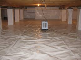 Crawl Space Cleaning San Francisco Vapor Barrier Crawl Space Clean And Grade The Crawlspace Crawl