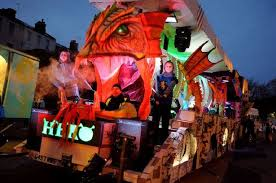 torquay christmas carnival and lights switch on all you need to