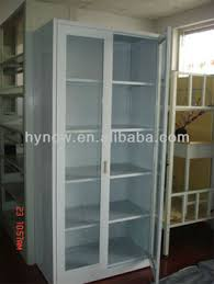 display cabinet glass sliding doors newly designed modern design glass sliding door cabinet for office