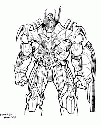 free transformers octimus prime coloring pages to print coloring