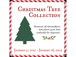christmas tree disposal starts jan 5 concord nh patch