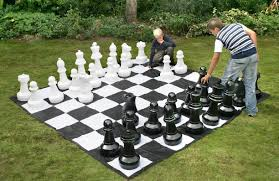 giant chess set awesome stuff to buy