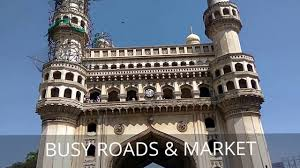 charminar and mecca masjid youtube