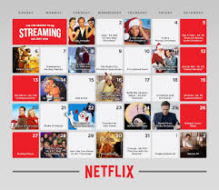 netflix creates holiday movie television guide for christmas