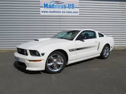2007 ford mustang california special ford mustang gt cs gpl 2007