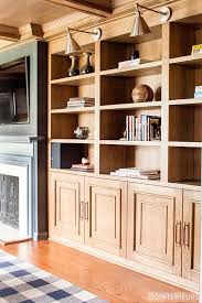 Building Wood Bookcases by Great Natural Wood Bookcases And Library Lights Family U0026 Living