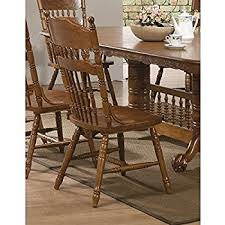 country dining room sets amazon com coaster home furnishings 104262 country dining chair