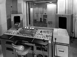 Studio Mixer Desk by The Beatles On Twitter