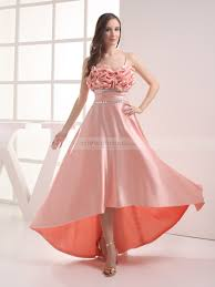 wedding occasion dresses spaghetti elastic satin prom dress with rosette top