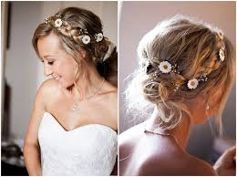 counrty wedding hairstyles for 2015 alicia and thom s handmade country wedding filled with daisies by