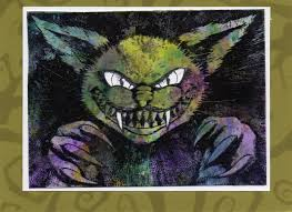 green and purple halloween background lost coasters review