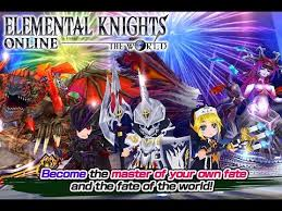 knights and dragons modded apk rpg elemental knights r mod hack apk