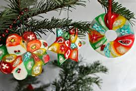52 ornaments diy handmade tree