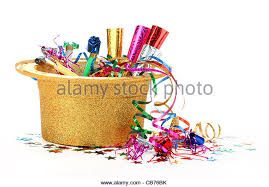 new years streamers streamers stock photos streamers stock images alamy