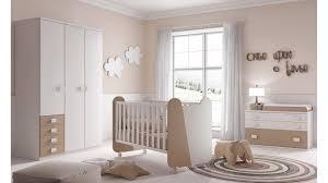 chambre compléte bébé chambre complète bébé miki avec lit commode glicerio so nuit