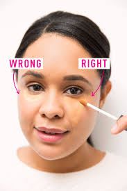 How To Shape Eyebrows With Concealer 16 Makeup Mistakes All Women Make And How To Correct Them Vorply
