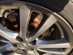 lexus is300 rear brakes rust on brake rotor lexus is forum