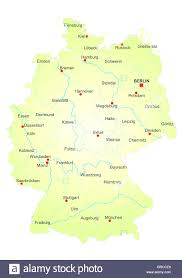 map of germany showing rivers map of germany showing rivers world maps