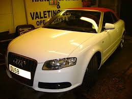 white audi a4 convertible for sale audi wrapping