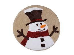 snowman bathroom sets on snowman bath accessories