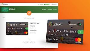 mastercard prepaid card uphold spend uphold money anywhere mastercard is accepted