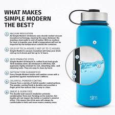 Simplemodern Amazon Com Simple Modern 32oz Summit Water Bottle 2 Pack Two