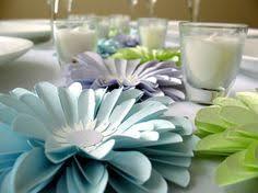 big paper flower arrangement 6 flowers by balushka on etsy