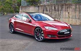 tesla model r 2015 tesla model s p90d review video performancedrive