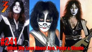 paul stanley halloween costume ep 241 what we love about ace frehley peter criss u0026 vinnie