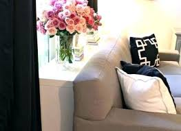 console table behind sofa against wall console table behind couch against wall luisreguero com