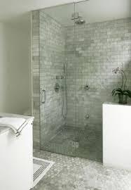 Hexagon Tile Bathroom Floor by Honed Bianco Carrara Marble Hexagon Tile Daltile Subway Time In