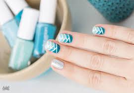 idées de nail art au striping tape u2013 pshiiit