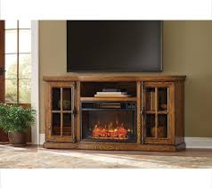 electric fireplace media cabinet heating wood tv stand storage