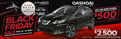 nissan black black friday 2017 qashqai dormani nissan gatineau promotion in