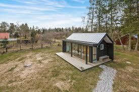 tiny houses minnesota this scandinavian modern tiny house in denmark has a 258