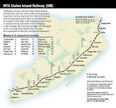 Miami Metro Map by Sir Staten Island Metro Map United States