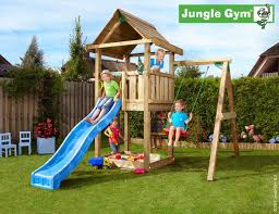 climbing frame with swing jungle gym