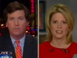 is tucker carlson s hair real tucker carlson vs kirsten powers on unions business