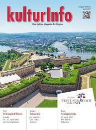 kulturinfo april 2017 by kulturverlag günther schmitz issuu