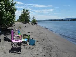beach at the columbia river in vancouver washington favorite