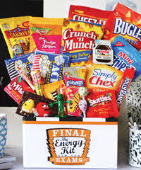 care package gift packages for exams