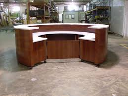 Mobile Reception Desk Customize Your Table