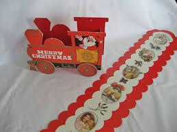 christmas card holder 3 vintage christmas card holders the chain ruby