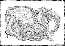 detailed coloring pages of dragons coloring pages dragons detailed dragon coloring pages coloring pages