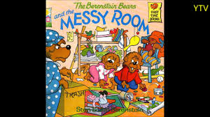 the berenstain bears and the room