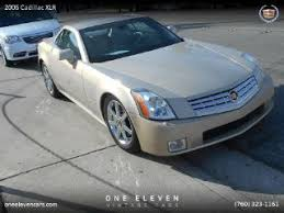 used cadillac xlr used cadillac xlr for sale in moreno valley ca edmunds