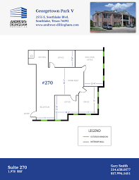 georgetown park v southlake office building for lease