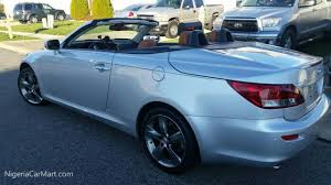 lexus car 2011 2011 lexus is 250 convertible used car for sale in oyo nigeria