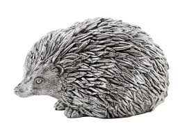 hedgehog sculpture hedgehog ornament