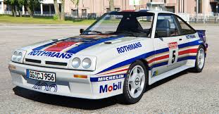 opel race car cars opel manta s1 racedepartment